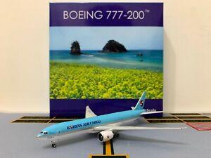 Phoenix 1:400 Korean Air Cargo Boeing B777-200 HL8251