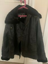 CLOSING SALE:B3 RAF Flying Aviator Fur Sheep Leather Men's Jacket - UK STOCK