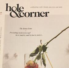 Hole & Corner Issue 08 (2016) Senses Issue Magazine Daylesford Hayoun Isle Islay
