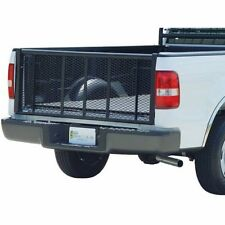 Go Industries 6636B Airflow Painted Straight Tailgate Black for 2004-2014 F-150