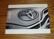 Original 2008 Toyota Car & Truck Full Line Sales Brochure 08 Land Cruiser Camry