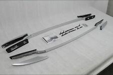 fit for HONDA Acura RDX aluminium 2012-2017 baggage luggage Roof rack rail bar
