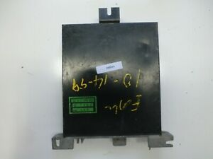 A11-600 000 | DATSUN OEM ENGINE CONTROL MODULE UNIT ECU ECM PCM