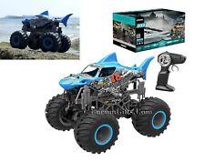 1:16 RC SHARK Big Wheel Monster Trucks Rock Crawler 2.4 Ghz Digital Control
