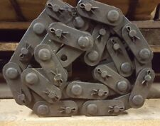 #1862-C (COTTERED) ROLLER CHAIN NEW - MADE IN USA(JEFFERY)