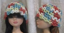 Ellowyne Wilde, Prudence, Cami Doll Clothes HAT #13 Crochet Beanie Southwest CAP