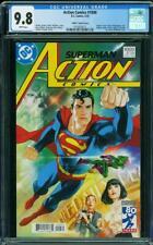 Action Comics #1000 CGC 9.8 NM/MT Highest Graded - 1980's Variant - DC June 2018