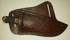 Custom  made Leather Sheath to fit   Gerber Bear Gryllis Leather Cross Draw