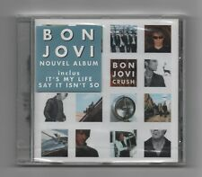 CD (NEW) BON JOVI CRUSH
