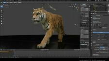 Blender 3D 2019 (3D Animation, Modeling, and Video Game Studio) Windows and Mac