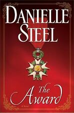 The Award by Danielle Steel (2016, Hardcover)