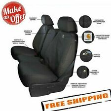 SSC3452CAGY Covercraft Carheartt Front Seat Covers fits 2017-2018 Ford SD