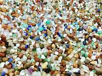 Bulk Wholesale Lot 1 LB - Gemstone Mix 6-8mm - One Pound Tumbled Polished Stones