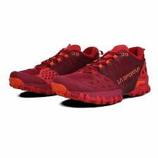 La Sportiva Womens Bushido 2 Trail Running Shoes Trainers Orange Pink Sports