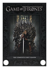 GAME OF THRONES THE COMPLETE FIRST SEASON BOX SET DVD SERIES 1 REGION 2 UK