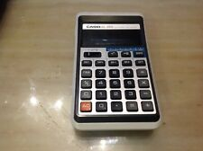 Vintage Casio Al-8S Date Electronic Calculator