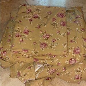 Dan River vintage sheet set Queen