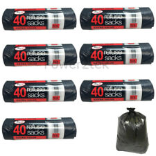 280 Forte Sacs Poubelle Poubelle poubelle Doublure Sacs poubelles 50 L Grande Ta...
