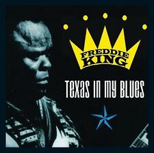 Freddie King - Texas in My Blues [New CD] UK - Import