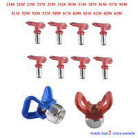 221#-629# Airless Spray Gun Tips For Titan/Wagner Paint Sprayer Nozzle Titan
