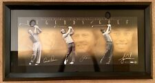 Legends Of Golf by Upper Deck | Signed Lithograph w/COA | Limited Edition118/250