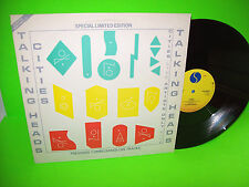 "Talking Heads ‎– Cities 1980 Vintage Vinyl 12"" EP Special Limited Edition Scarce"