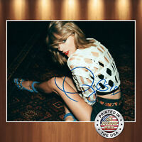 Taylor Swift Autographed Signed 8x10 Photo REPRINT