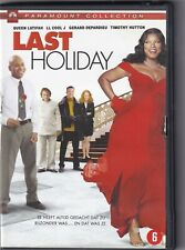 DVD : Last Holiday (2006) Queen Latifah - LL Coll J