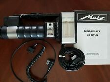 METZ Mecablitz 45 CT-5 Stabblitzgerät Flash