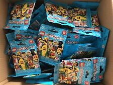 Lego Minifigures Series 17 x 10 Blind Bags New And Sealed 71018