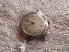 Vintage Perfecta 17 Jewels Incabloc Libela Watch Co. 17 Jewels