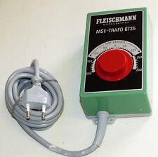 Fleischmann 6735 MSF-Trasformatore, dispositivo di guida, Trasformatore mattoncini, TOP