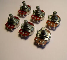 Pot set for Fender Guitar Amplifiers Bassman 5F6 5F6A