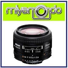 Nikon AF 28mm f/2.8D Lens