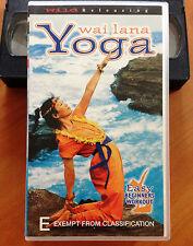 WAI LANA YOGA - EASY BEGINNERS WORKOUT - VHS
