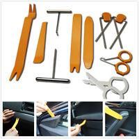 Car Panel Door Dash Audio Stereo GPS Molding Removal Install Tools Kit 12 PCs US