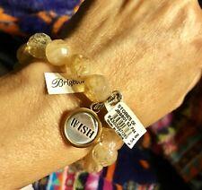 NWT Brighton Stories Of Wish Stretch Beaded Bracelet