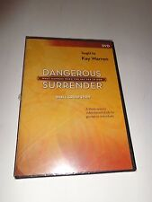 Kay Warren dangerous surrender group study dvd 3 session video based study group