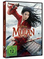 Mulan - Disney DVD