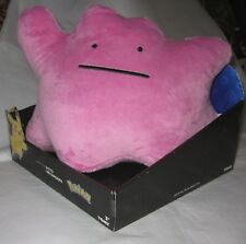 Pokemon Tomy Ditto Authentic Plush Stuffed Animal Brand New USA 2018
