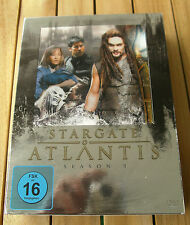 Stargate Atlantis - Season 5, Hologramm-Edition (Silber)