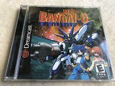 BANGAI-O Sega Dreamcast Complete US Version Treasure Shooter