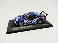 MINICHAMPS 1:43 - Mercedes Benz CLK DTM 2001 P. Lamy 400013724 1 of 1536 pcs