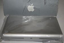 Apple PowerBook G4 Rechargeable Battery Extra Battery M8984G/A Silver NEW