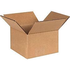 "8 x 8 x 3"" Corrugated Boxes 1000 pcs FAST SHIPPING"