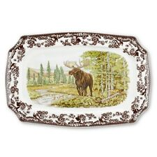 "Spode Woodland ""Moose"" 17.5in"