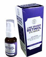 Beauty Foundry Anti Aging Line Eraser Retinol Eye Serum with Caffeine 1 fl oz