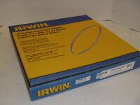 "IRWIN Saw Blade, 10'10""L x 1""W x .035T, 4/6TPI"