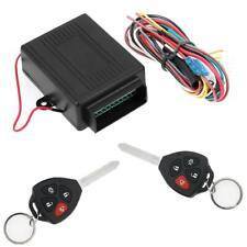 Universal Car Remote Control Central Kit Door Locking Entry Keyless System Alarm