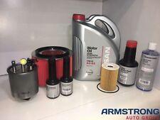 New Genuine Nissan  ZD30 Common Rail Service Kit Y61 Patrol Oil Filter Fuel Filt
